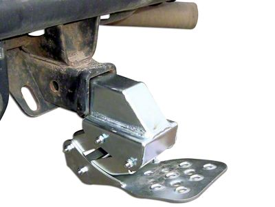 M.O.R.E. Receiver Hitch Hide-A-Step (99-18 Silverado 1500)