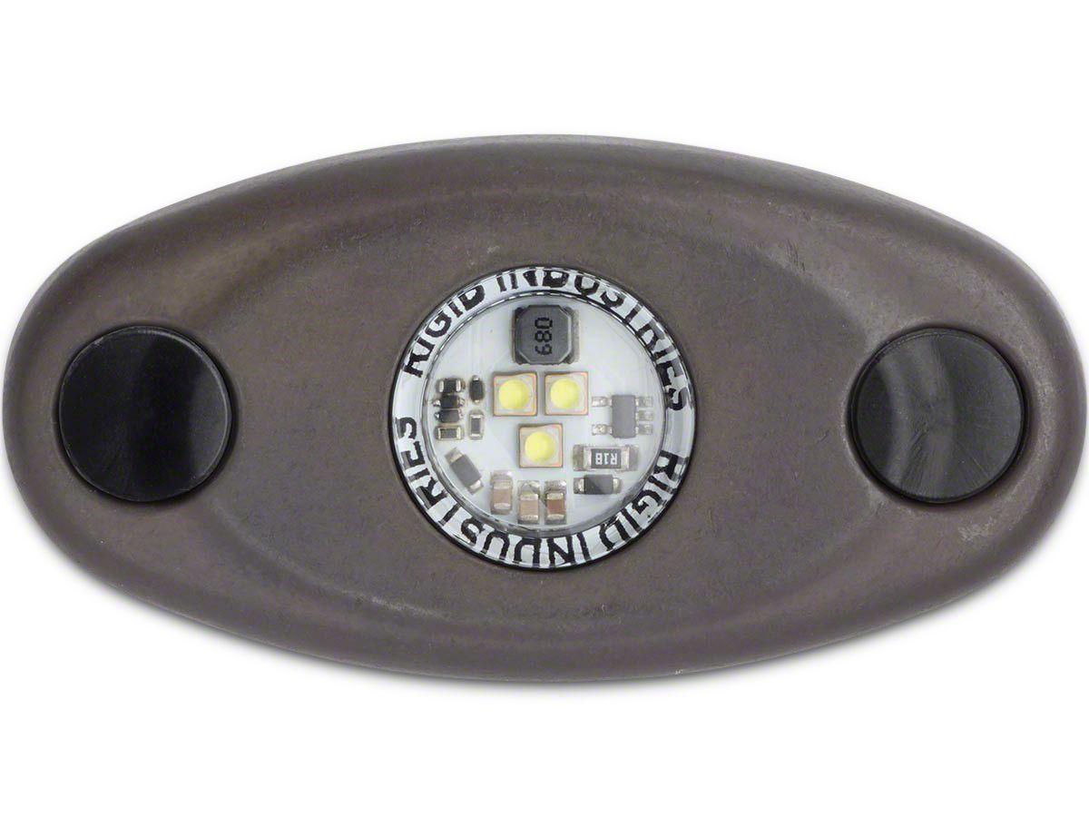 Rigid Industries Triplex A-Series High Power LED Light - Amber