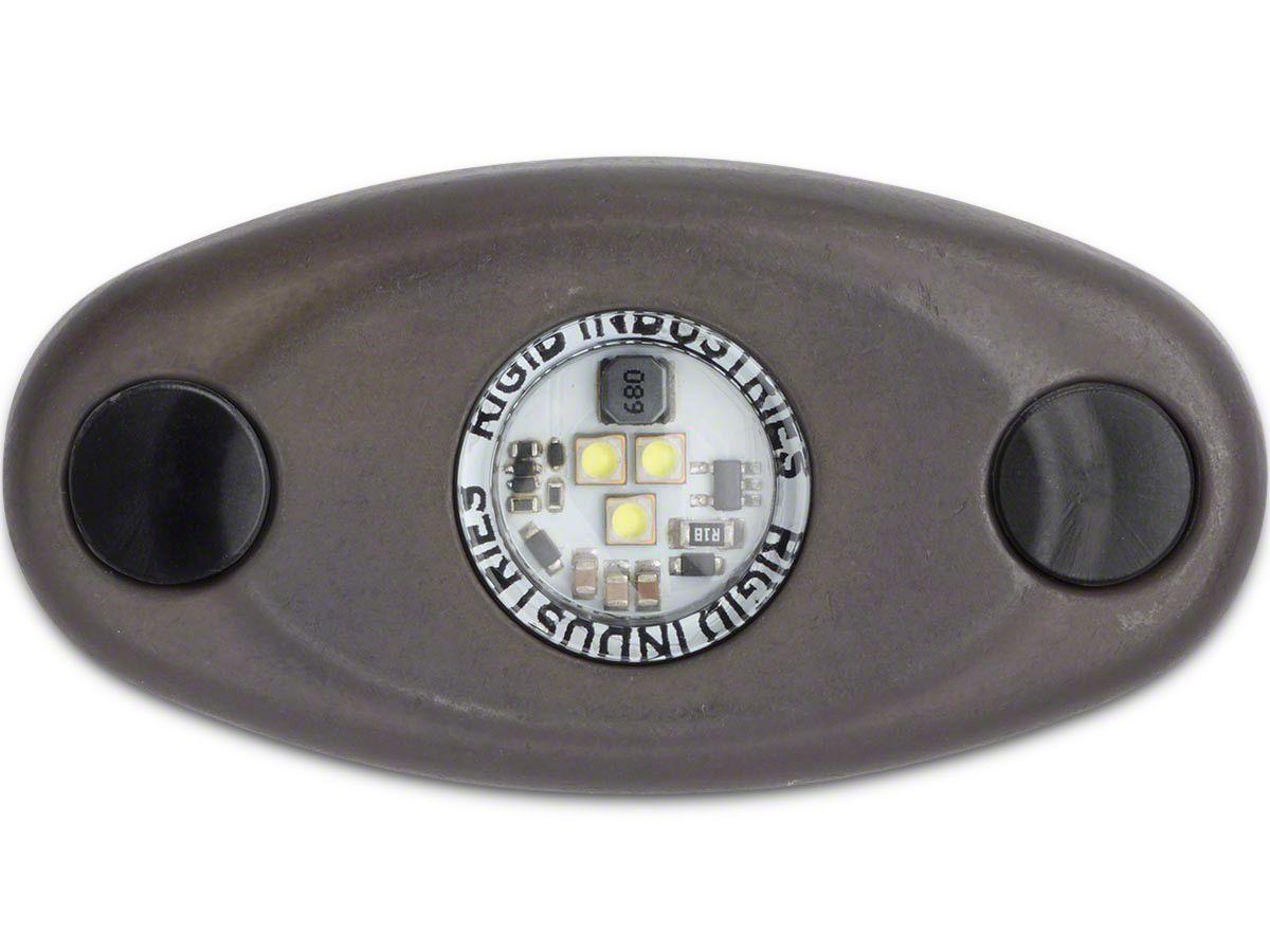 Rigid Industries Triplex A-Series High Power LED Light - Blue