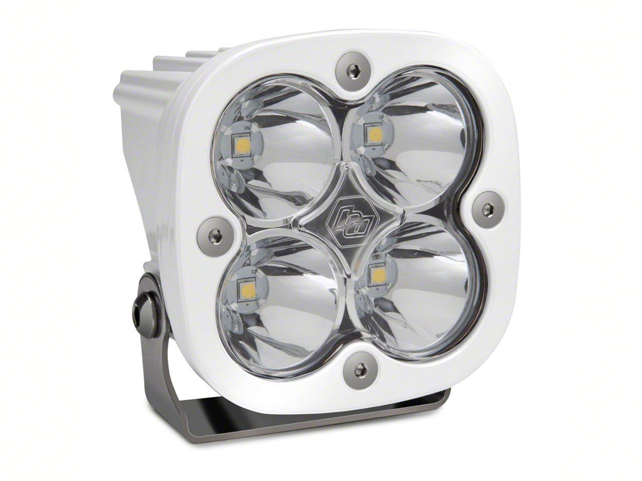 Baja Designs Squadron Pro White LED Light - Spot Beam