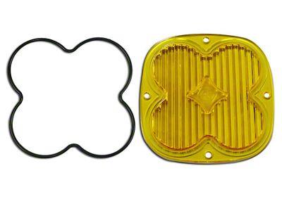 Baja Designs XL Series Amber Lens Kit - Wide Cornering