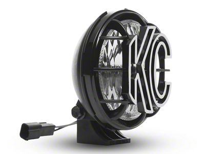 KC HiLiTES 5 in. Apollo Pro Halogen Light - Spread Beam