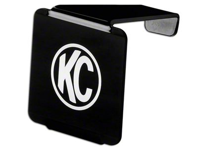 KC HiLiTES Hard Cover for 3 in. LZR Cube Light - Black (07-18 Silverado 1500)