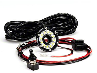 KC HiLiTES Cyclone LED Under Hood Lighting Kit (99-18 Silverado 1500)