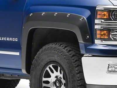 Rugged Ridge All-Terrain Fender Flares (14-18 Silverado 1500)