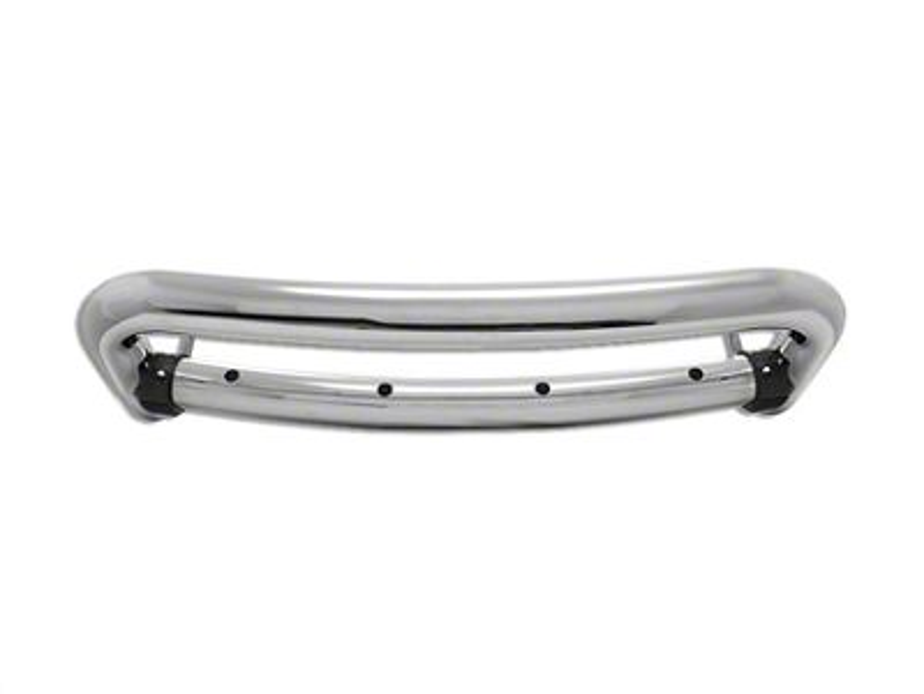 Westin Contour 3.5 in. Bull Bar - Chrome (16-18 Silverado 1500)