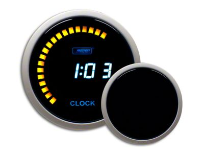 Prosport Digital Clock - Blue (99-18 Silverado 1500)