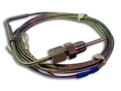 Prosport Dual Color EGT Premium Metric Boost Gauge - Amber/White (99-18 Silverado 1500)