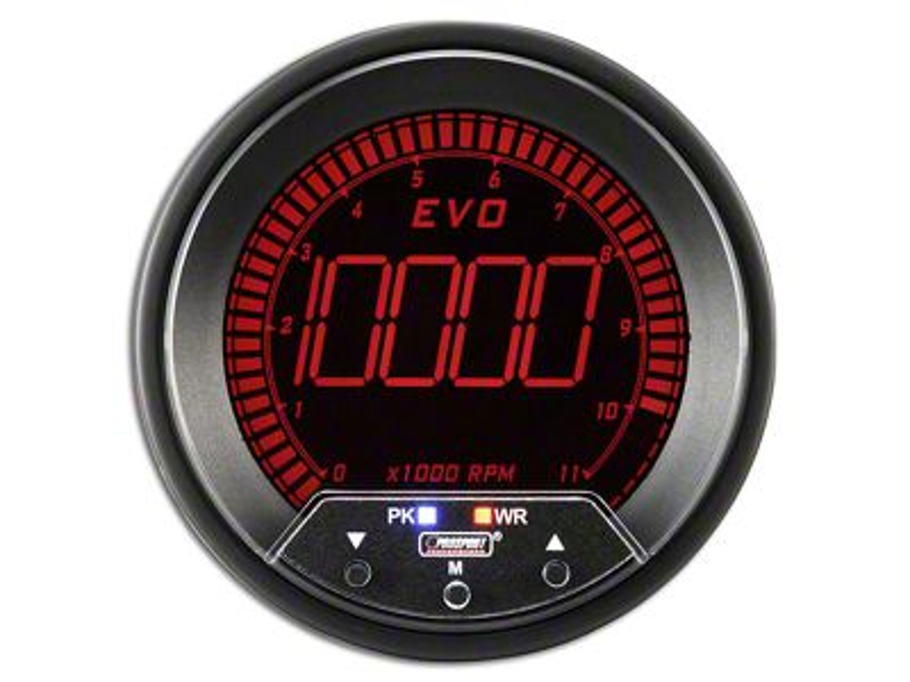 Prosport Quad Color Evo Tachometer - 85mm (99-18 Silverado 1500)