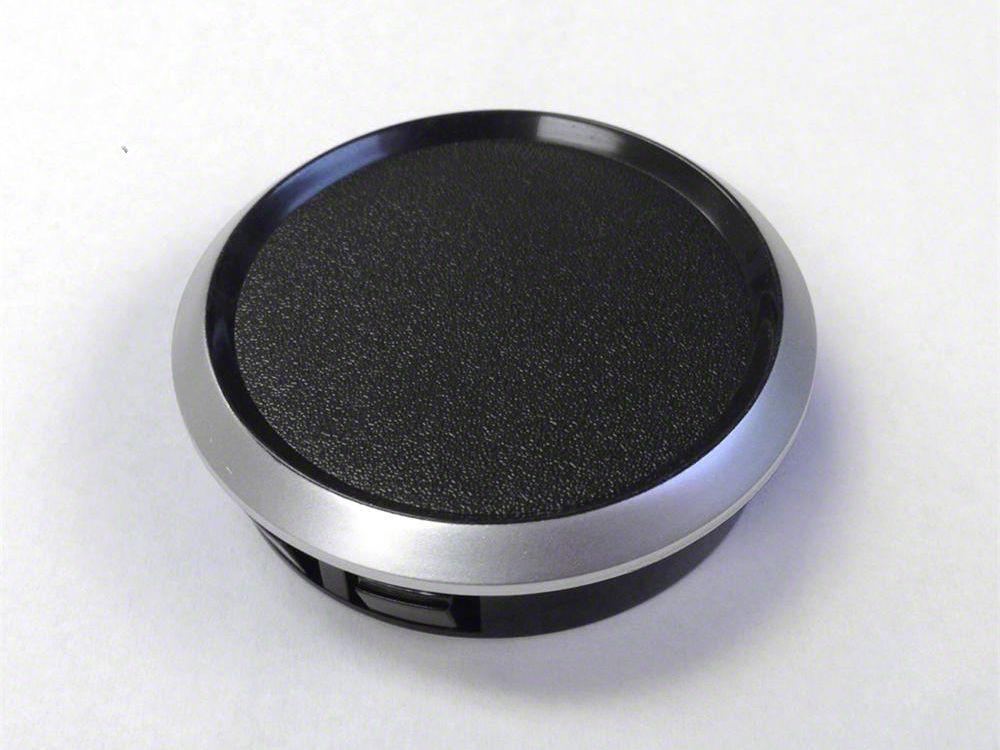 Prosport Gauge Blank - Silver (99-18 Silverado 1500)