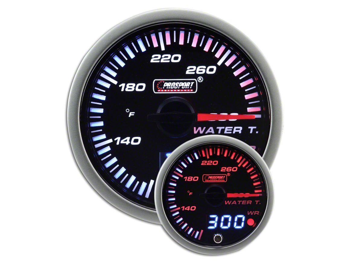 Prosport JDM Water Temperature Gauge - Electrical (99-18 Silverado 1500)