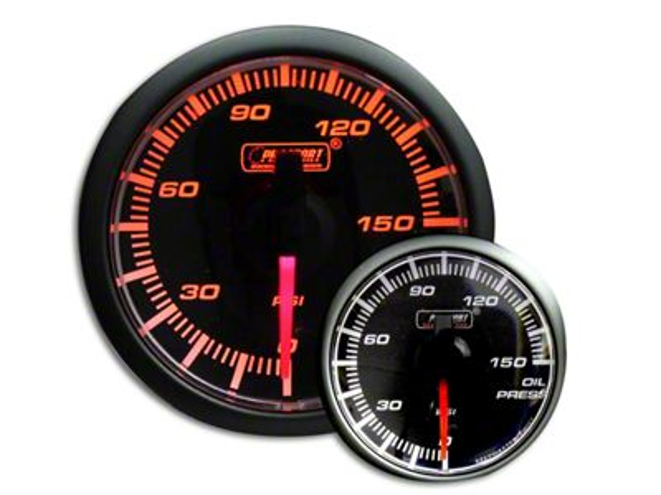 Prosport 0-150 PSI Oil Pressure Gauge (99-18 Silverado 1500)