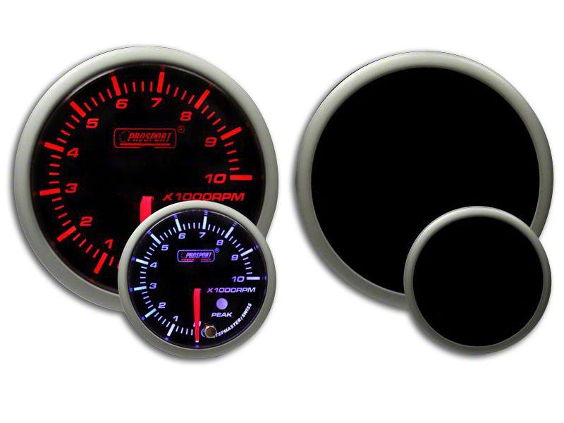Prosport Dual Color Premium Tachometer - Amber/White (99-18 Silverado 1500)