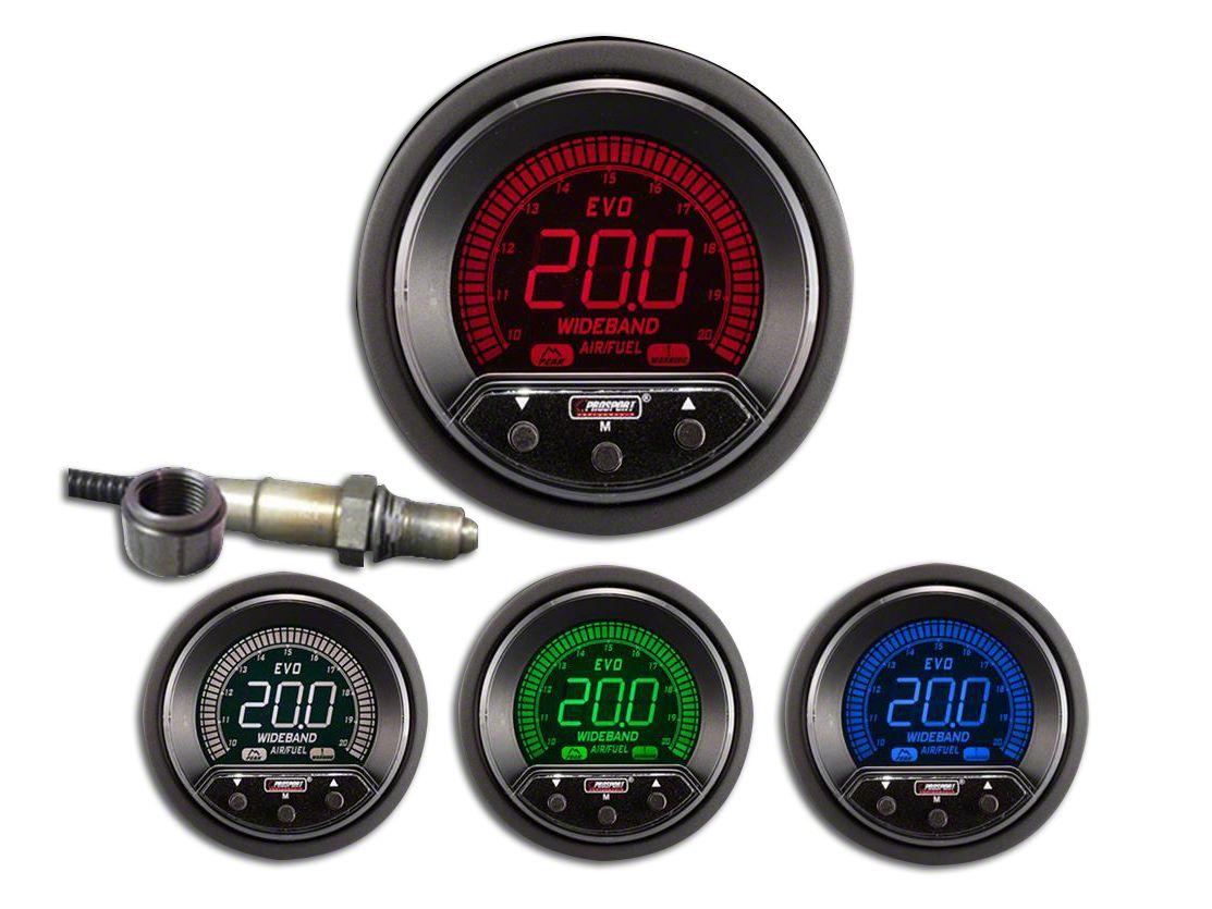 Prosport Premium Evo Digital Wideband Air Fuel Ratio Kit (99-18 Silverado 1500)