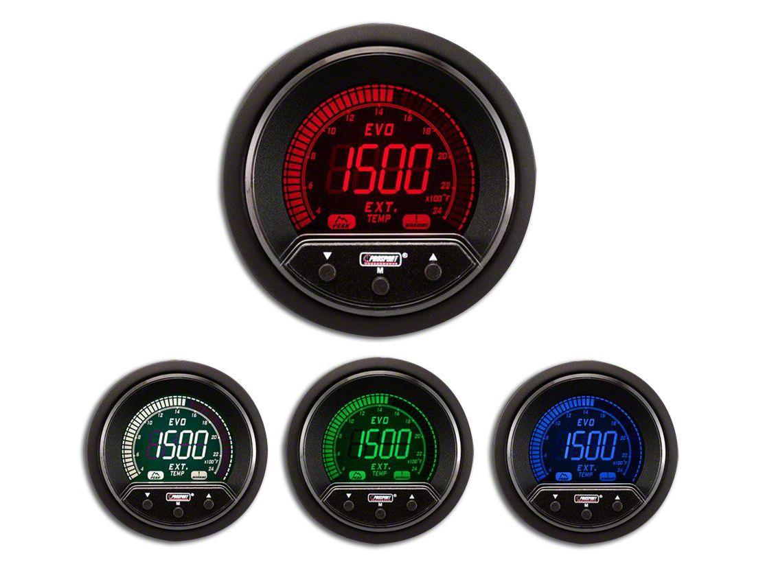 Prosport Premium Evo Exhaust Gas Temperature Gauge (99-18 Silverado 1500)