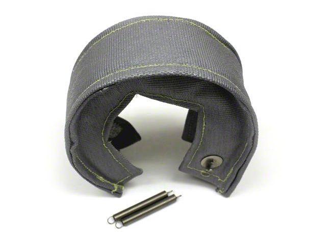 Prosport T3 Turbo Heat Shield Blanket - Gray (07-18 Silverado 1500)