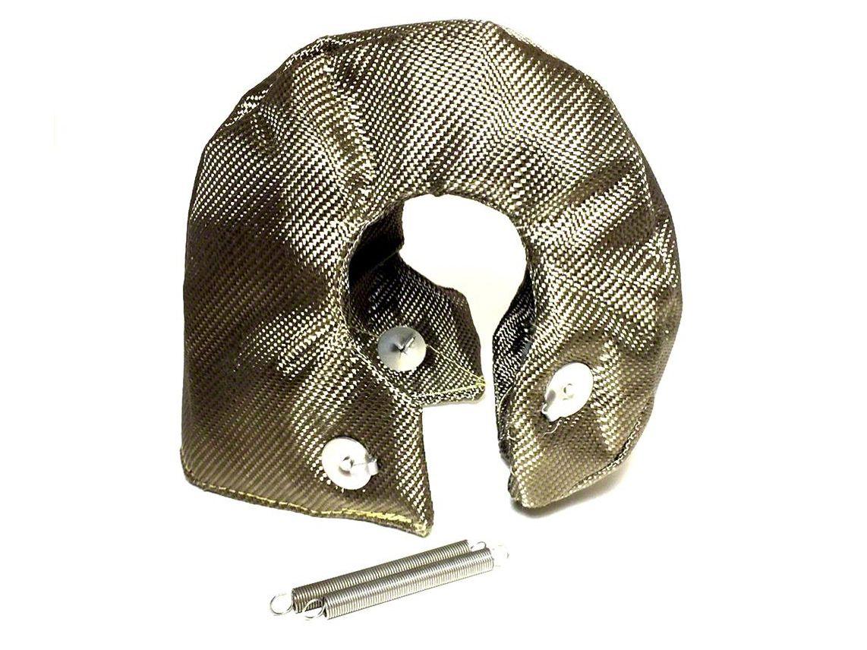 Prosport T4 Turbo Heat Shield Blanket - Titanium (07-18 Silverado 1500)