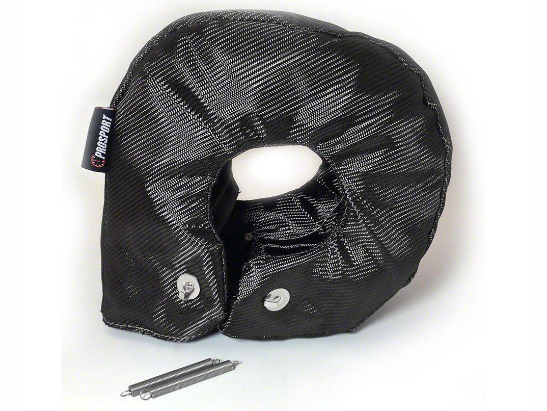 Prosport T6 Turbo Heat Shield Blanket - Carbon Fiber (07-18 Silverado 1500)