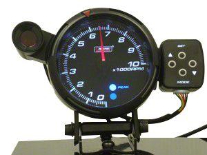 Prosport Tri-Color Tachometer - 80mm (99-18 Silverado 1500)