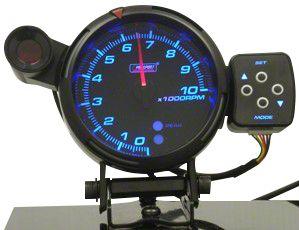 Prosport Tri-Color Tachometer - 95mm (99-18 Silverado 1500)