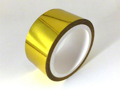 Prosport Gold Heat Reflective Self Adhesive Tape (07-18 Silverado 1500)