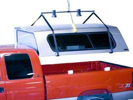 Lange Crank Hoist-A-Top for Camper Shells