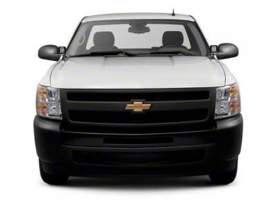 ZRoadz Two 3 in. LED Light Cubes w/ Hood Hinge Mounting Brackets (07-13 Silverado 1500)