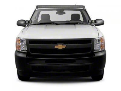 ZRoadz 50 in. Curved LED Light Bar w/ Roof Mounting Brackets (07-13 Silverado 1500)