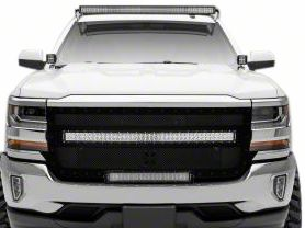 ZRoadz 50 in. LED Light Bar w/ Roof Mounting Brackets (07-13 Silverado 1500)
