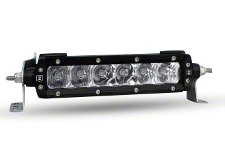 ZRoadz 6 in. Single Row Slim Line Straight LED Light Bar - Flood/Spot Combo