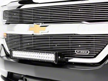 ZRoadz 30 in. LED Light Bar w/ Bumper Mounting Brackets (16-18 Silverado 1500)