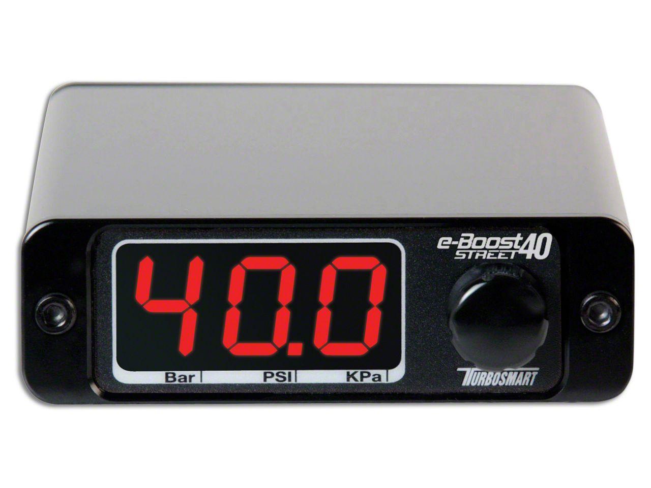Turbosmart e-Boost Street Boost Controller - 40 PSI (07-18 Silverado 1500)