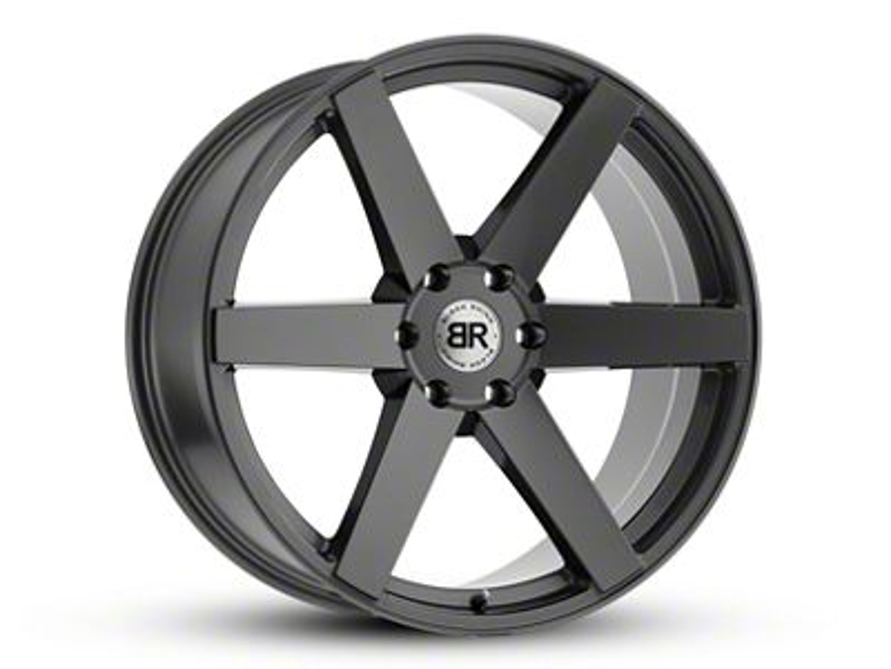 Black Rhino Karoo Gloss Gunmetal 6-Lug Wheel - 22x10 (99-18 Silverado 1500)