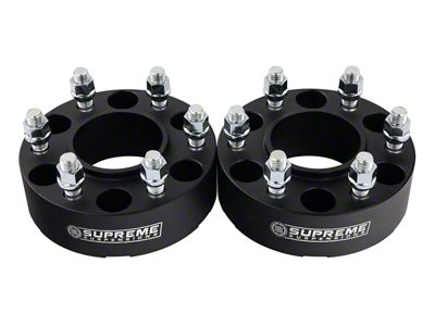 Supreme Suspensions 1.5 in. Wheel Spacers (99-18 Silverado 1500)