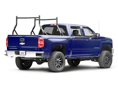 Utility Ladder Rack - Black (07-18 Silverado 1500)