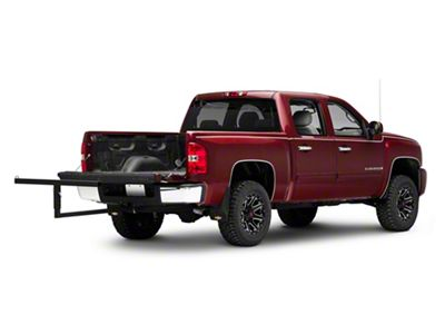 Truck Bed Extender for 2 in. Receiver Hitch (99-18 Silverado 1500)