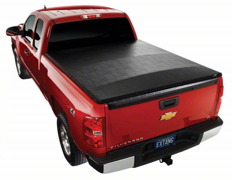 Extang Full Tilt Snapless Hinged Toolbox Tonneau Cover (14-18 Silverado 1500)