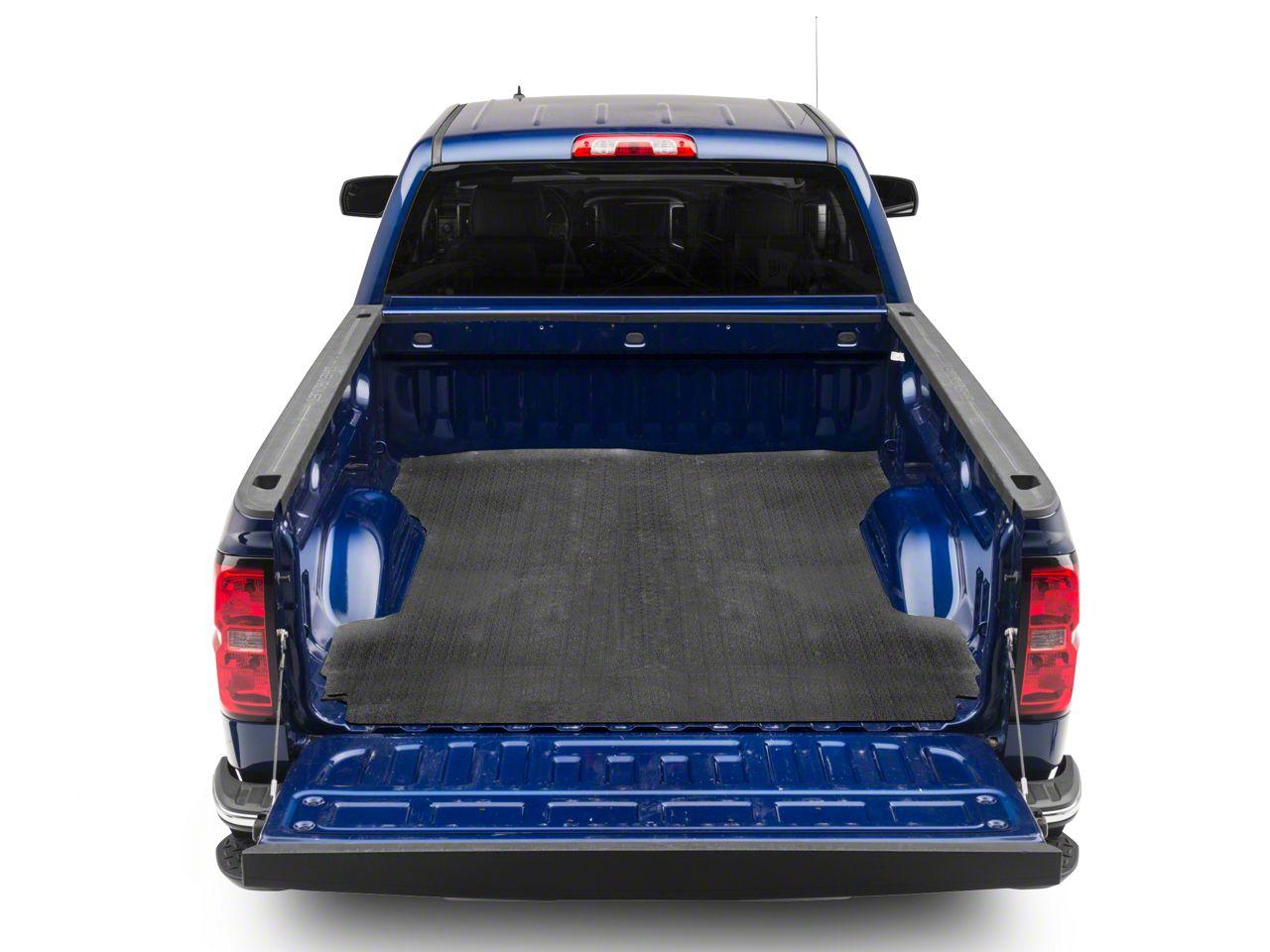 HD Rubber Bed Mat (07-18 Silverado 1500 w/ Short & Standard Box)