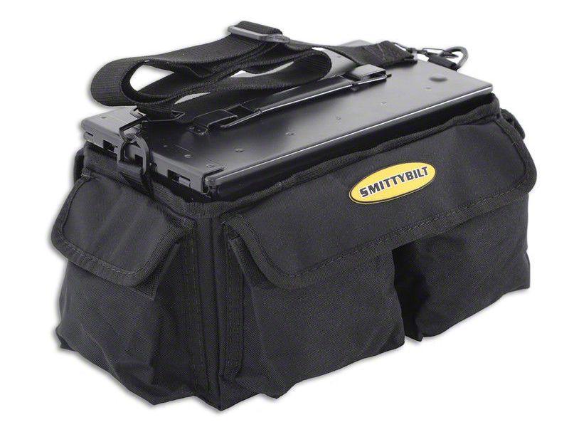 Smittybilt Ammo Can w/ Bag (99-19 Silverado 1500)
