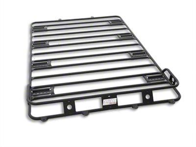 Smittybilt Defender Roof Rack - 4.5 ft. x 5 ft. (07-18 Silverado 1500)