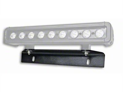 Smittybilt Light Mount for License Plate (99-18 Silverado 1500)