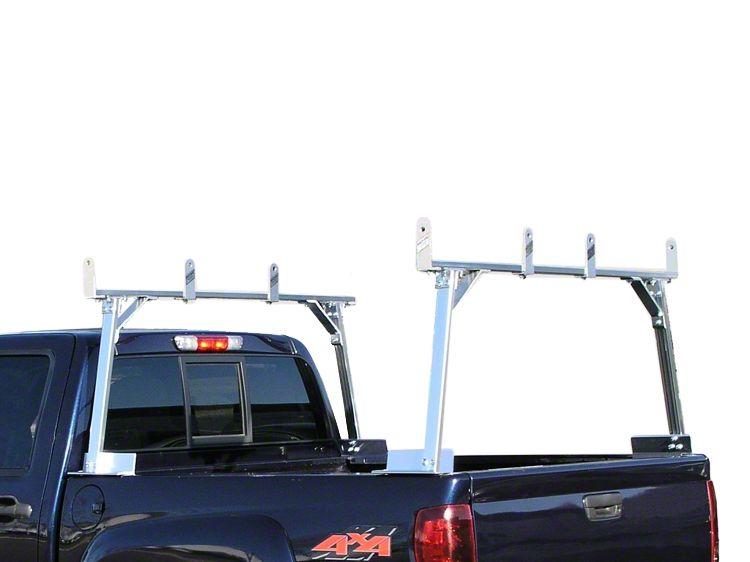 Hauler Racks Aluminum Econo Truck Rack - 800 lb. Capacity (07-18 Silverado 1500)