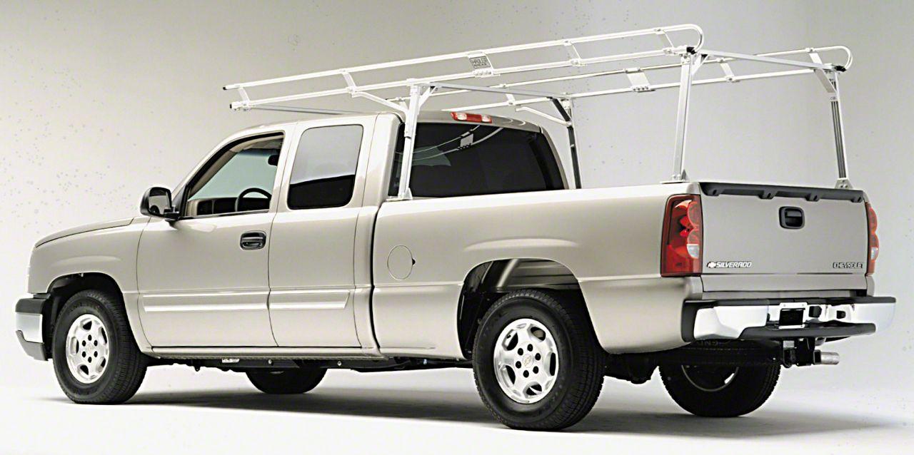 Hauler Racks Heavy Duty Aluminum Truck Rack - 1,200 lb. Capacity (99-18 Silverado 1500 w/ Standard & Long Box)