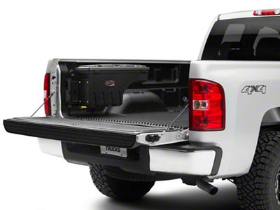 UnderCover Swing Case Storage System - Drivers Side (07-18 Silverado 1500)