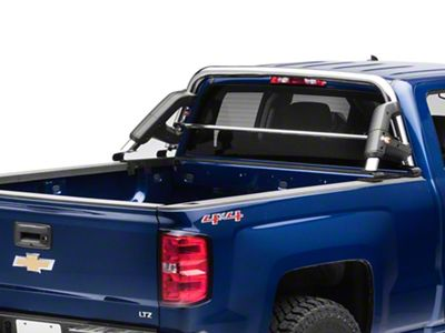 K3 Light Roll Bar - Polished (14-18 Silverado 1500)