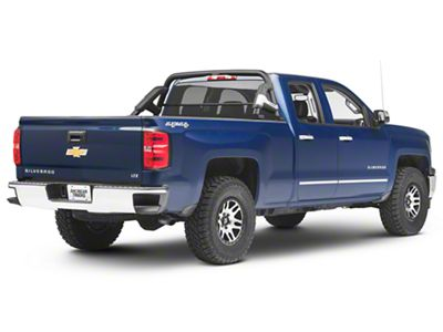 K3 Light Roll Bar - Black (14-18 Silverado 1500)