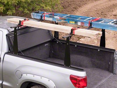 BAK Industries BAKFlip CS/F1 Contractor Series Pro Tri-Fold Tonneau Cover (14-18 Silverado 1500)