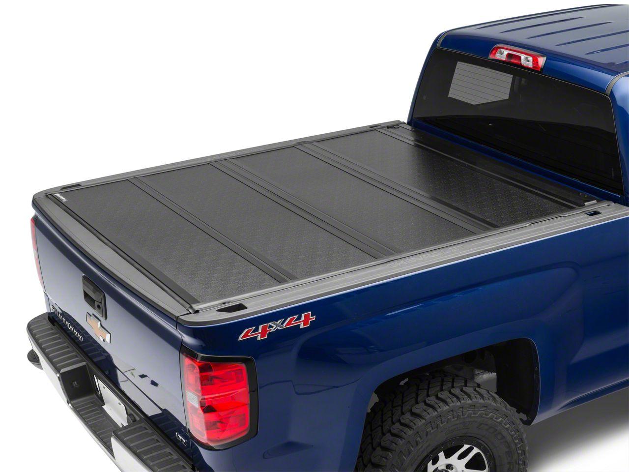 BAK Industries BAKFlip G2 Tri-Fold Tonneau Cover (14-18 Silverado 1500)