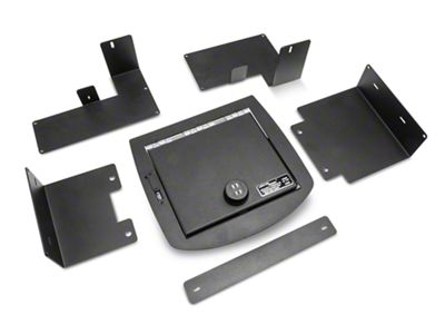 Lock'er Down Console Safe (07-13 Silverado 1500 w/ Bucket Seats)