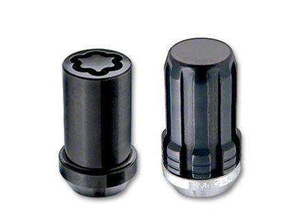 McGard Black SplineDrive 6-Lug Wheel Installation Kit - 14mm x 1.5 in. (99-19 Silverado 1500)